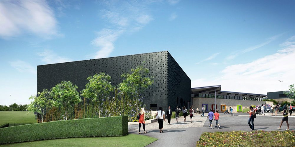 Holt Park Wellbeing Centre - Contract Value: £320,000
