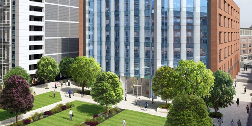 Sovereign Square, Leeds - Contract Value: £300,000